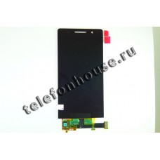 Дисплей (LCD) Huawei Ascend P6 +Touchscreen black