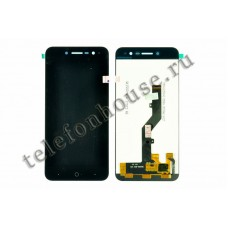Дисплей (LCD) ZTE Blade A520+Touchscreen black