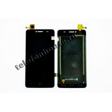 Дисплей (LCD) ZTE Blade A5+Touchscreen black