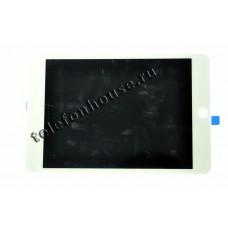 Дисплей (LCD) iPad Mini 4+Touchscreen white ORIG