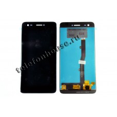 Дисплей (LCD) ZTE Blade A6 Max+Touchscreen black