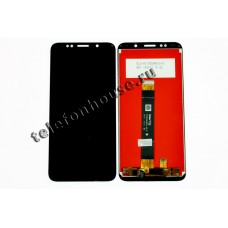 Дисплей (LCD) Huawei Honor 7A/Honor 7S/Y5 (2018)/Y5 Prime (2018)/Y5 Lite/DRA-LX2/DRA-LX5/DRA-L21+Touchscreen black
