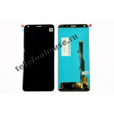 Дисплей (LCD) ZTE Blade A530+Touchscreen black