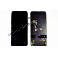 Дисплей (LCD) Huawei P Smart Z (STK-LX1)/Honor 9X/Y9 Prime(2019)/Y9S+Touchscreen black
